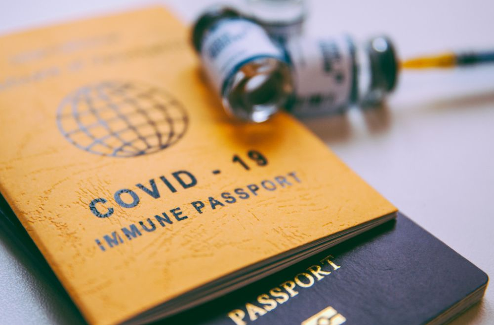 Time to book your first #vaccication as the EU plans to launch vaccine passports (photo: Getty Images)