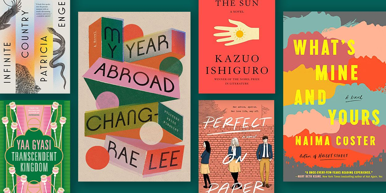 10 New Books To Read In March 2021