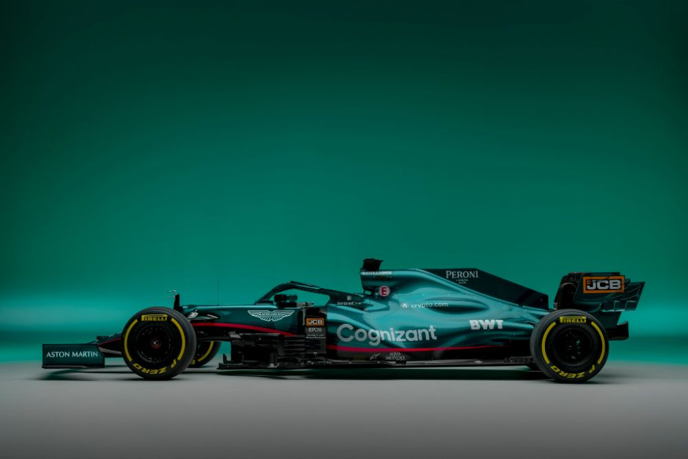 The Aston Martin Cognizant Formula One Team will make its F1 return at the Bahrain Grand Prix on 28 March (photo: Courtesy)