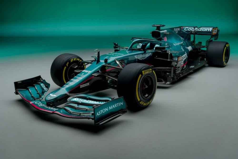 The Aston Martin Cognizant Formula One Team will make its F1 return at the Bahrain Grand Prix on 28 March (photo: Courtesy)