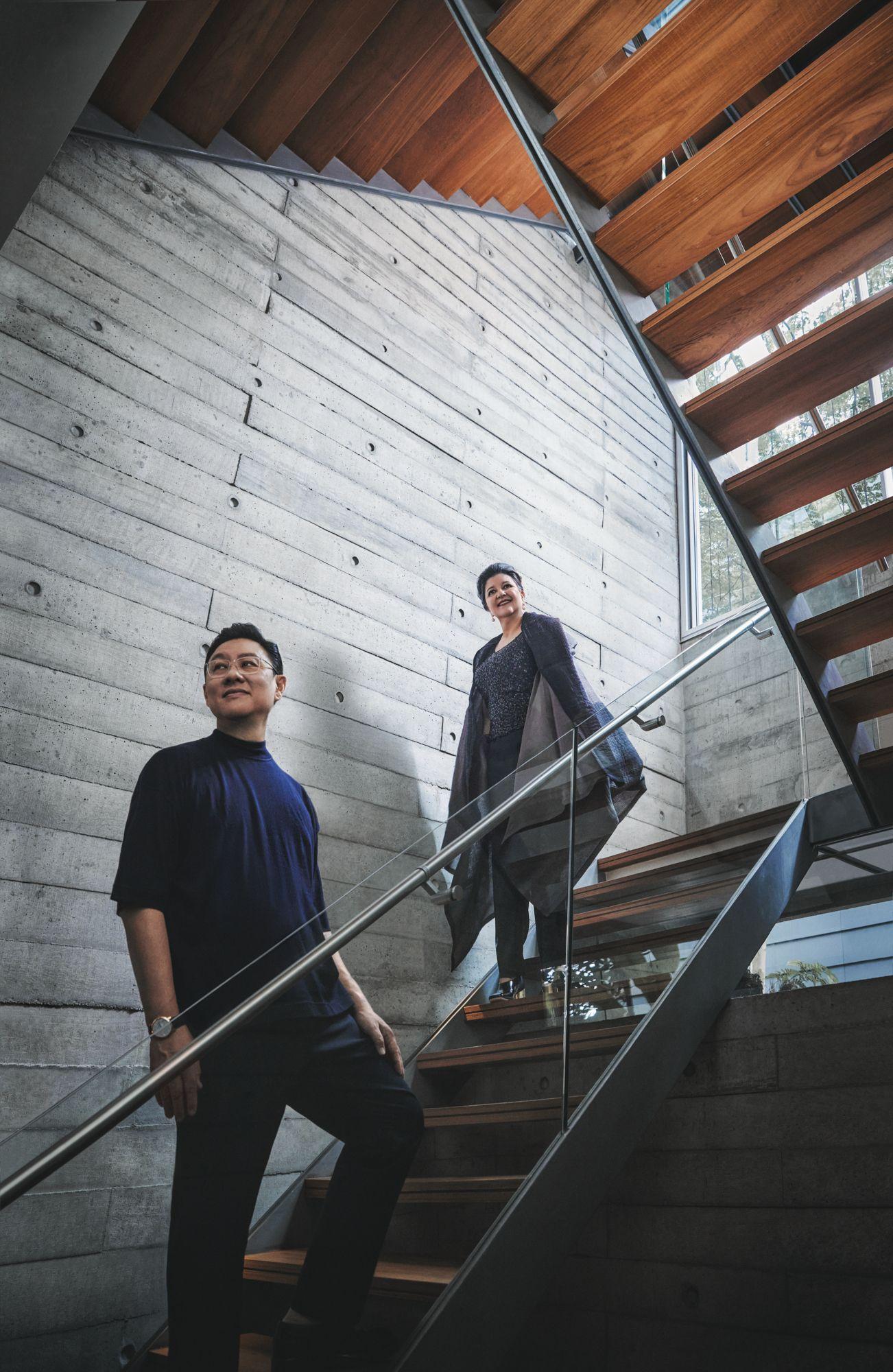 新加坡最美環保建築!Wow Architects 兩位創辦人帶逛自家美宅,維繫生態不遺餘力