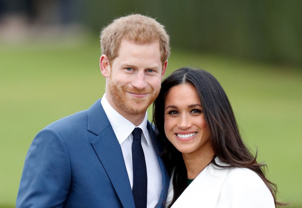 Meghan Markle and Prince Harry will sit down for a tell-all interview with Oprah Winfrey (photo: Getty Images)