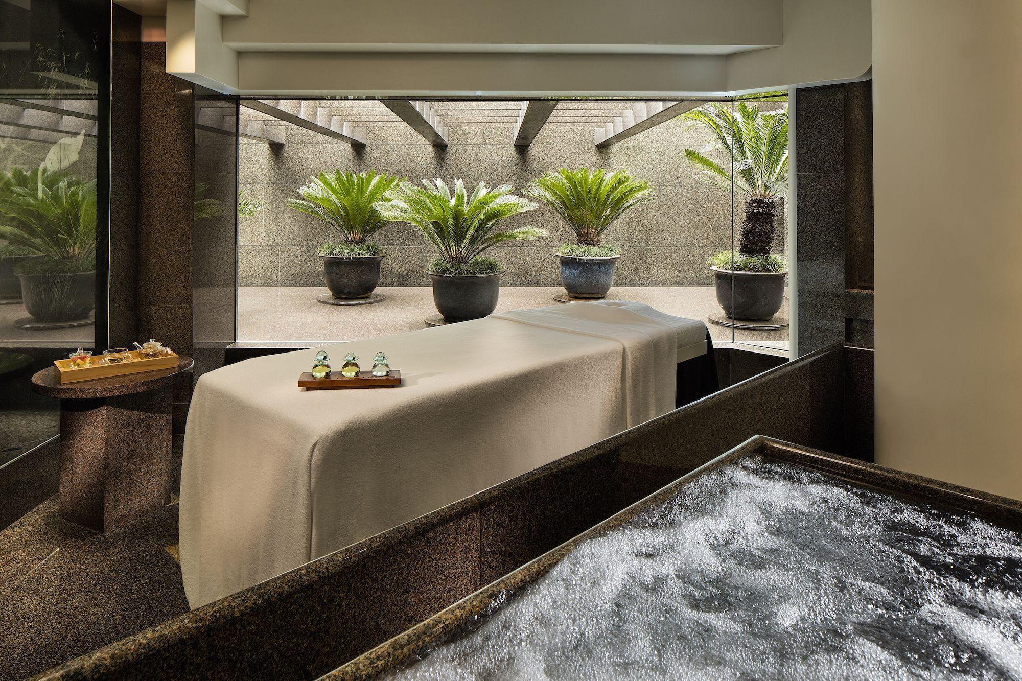Photo: gracieuseté de Grand Hyatt Hong Kong