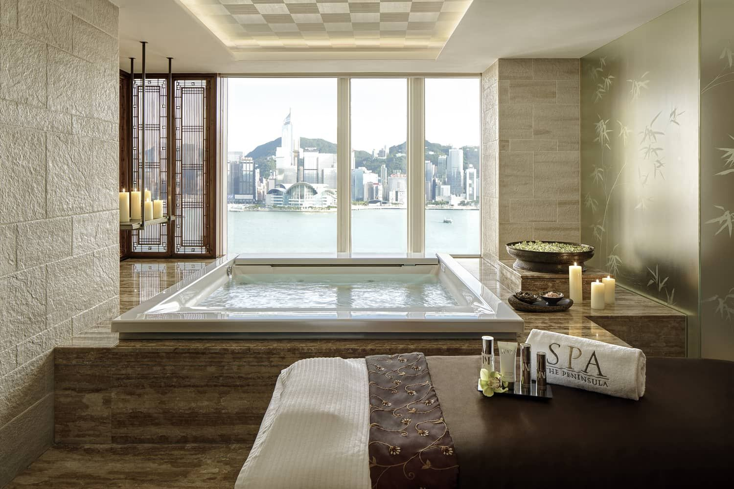 The Best Hotel Spas In Hong Kong—Plus Top Spa Treatments To Try