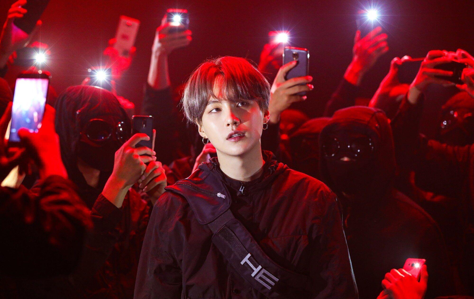 BTS Suga: The K-Pop Rapper's Best Fashion Looks