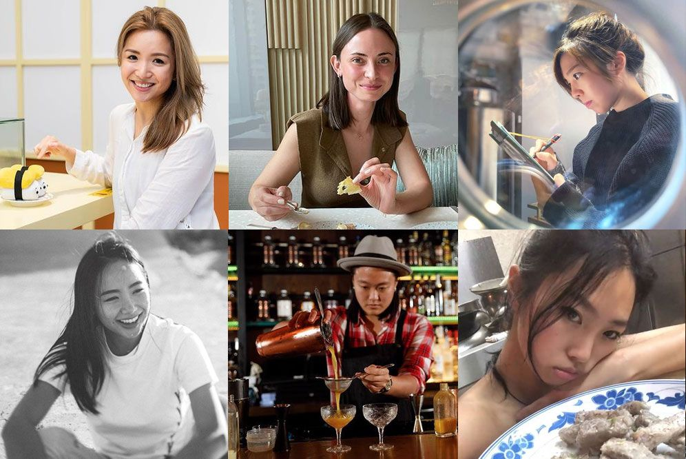 Inspirational Women In Hong Kong's Food And Drink Scene To Follow In 2021