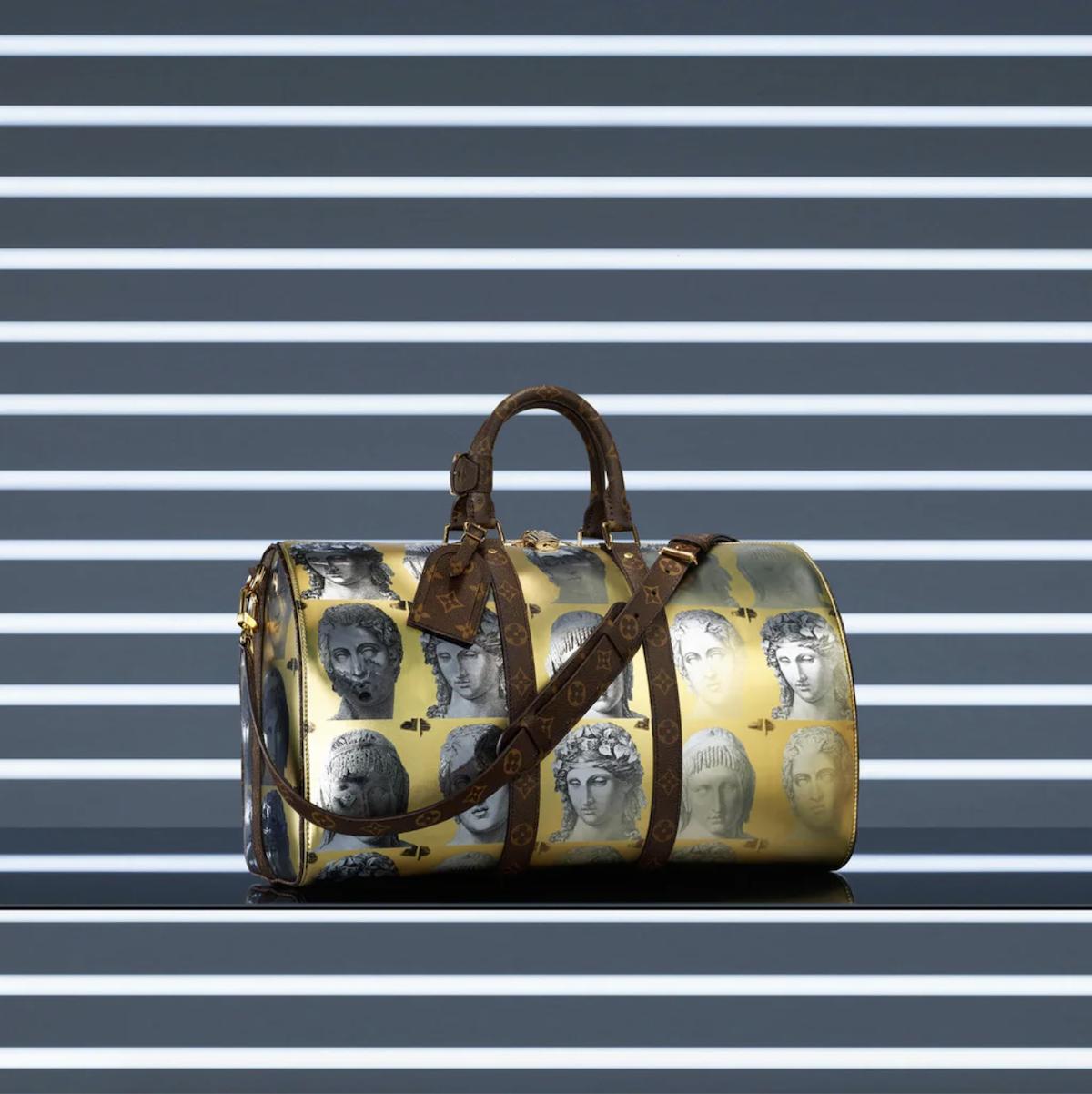 Paris Fashion Week Fall 2021: Louis Vuitton x Fornasetti Collection