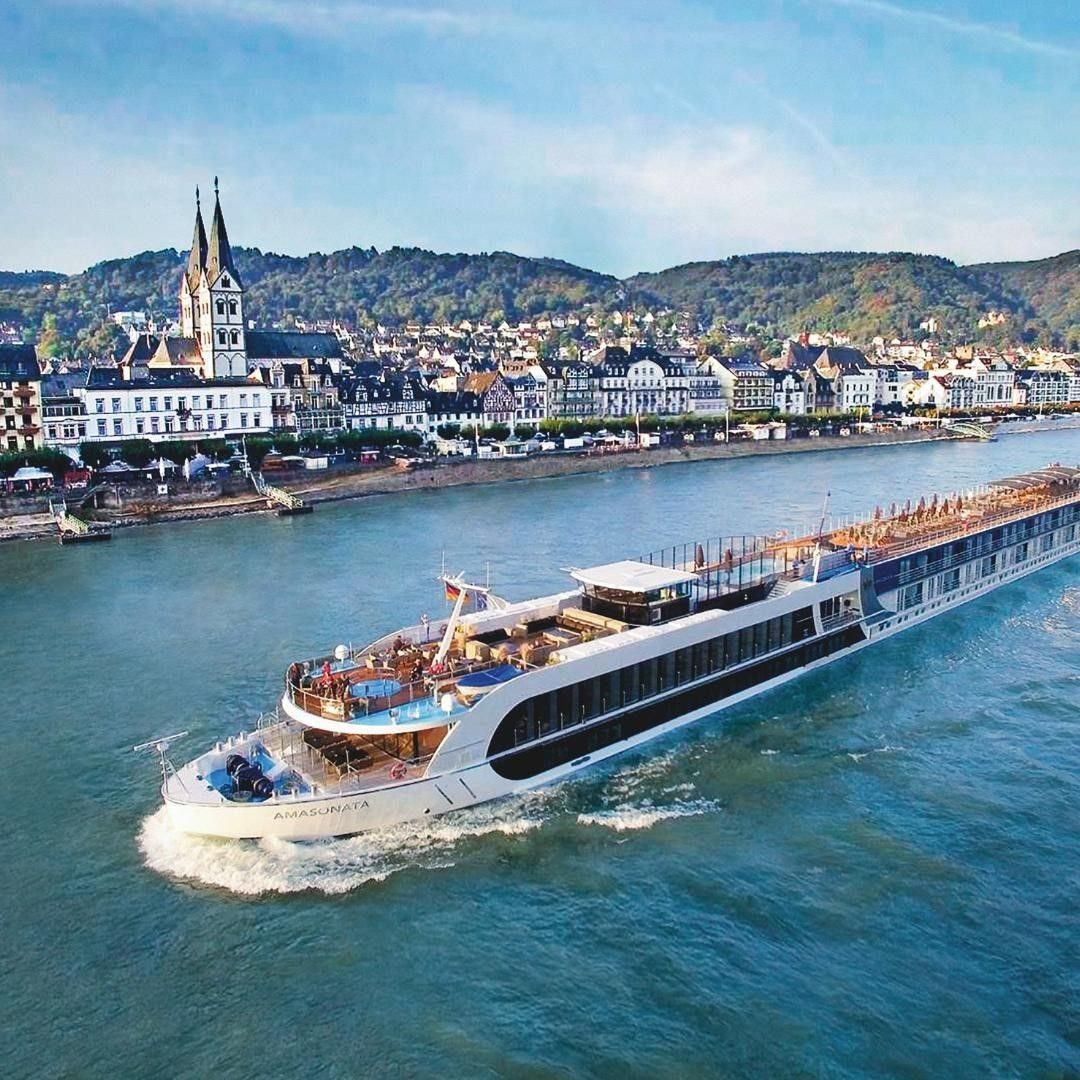 This New European Cruise Visits 17 Unesco Heritage Sites Across 14 Countries