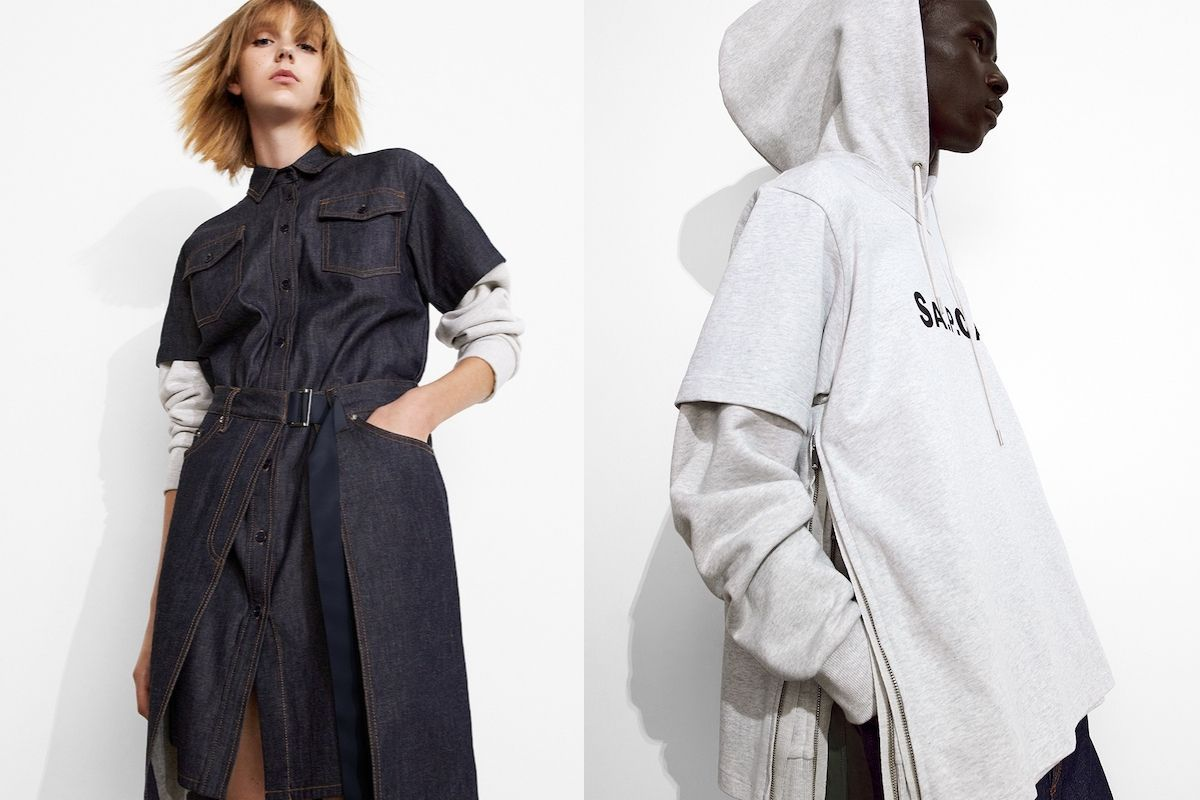 A.P.C. And Sacai Team Up For New Collaboration This March