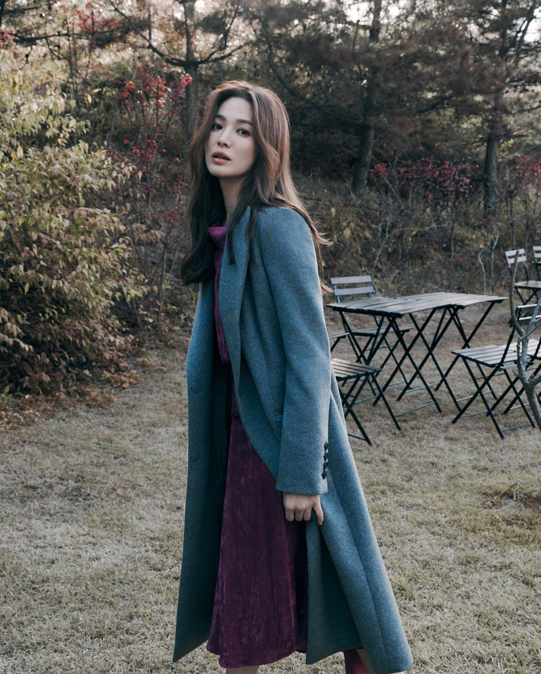 "5 Things To Know About Song Hye-Kyo's New Drama, ""Now We Are Breaking Up"""