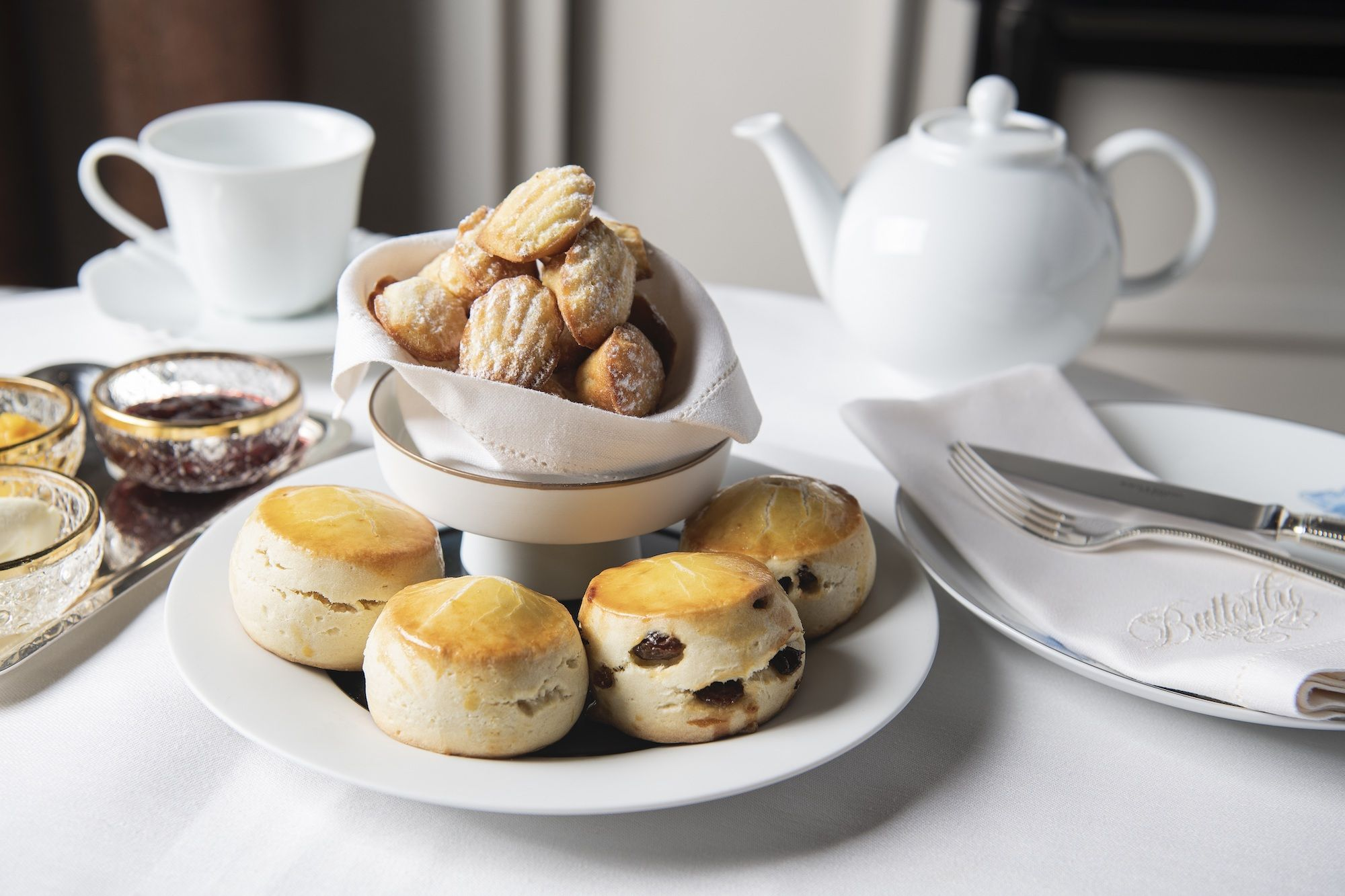 Top 10 Scones In Hong Kong To Try This Spring 2021