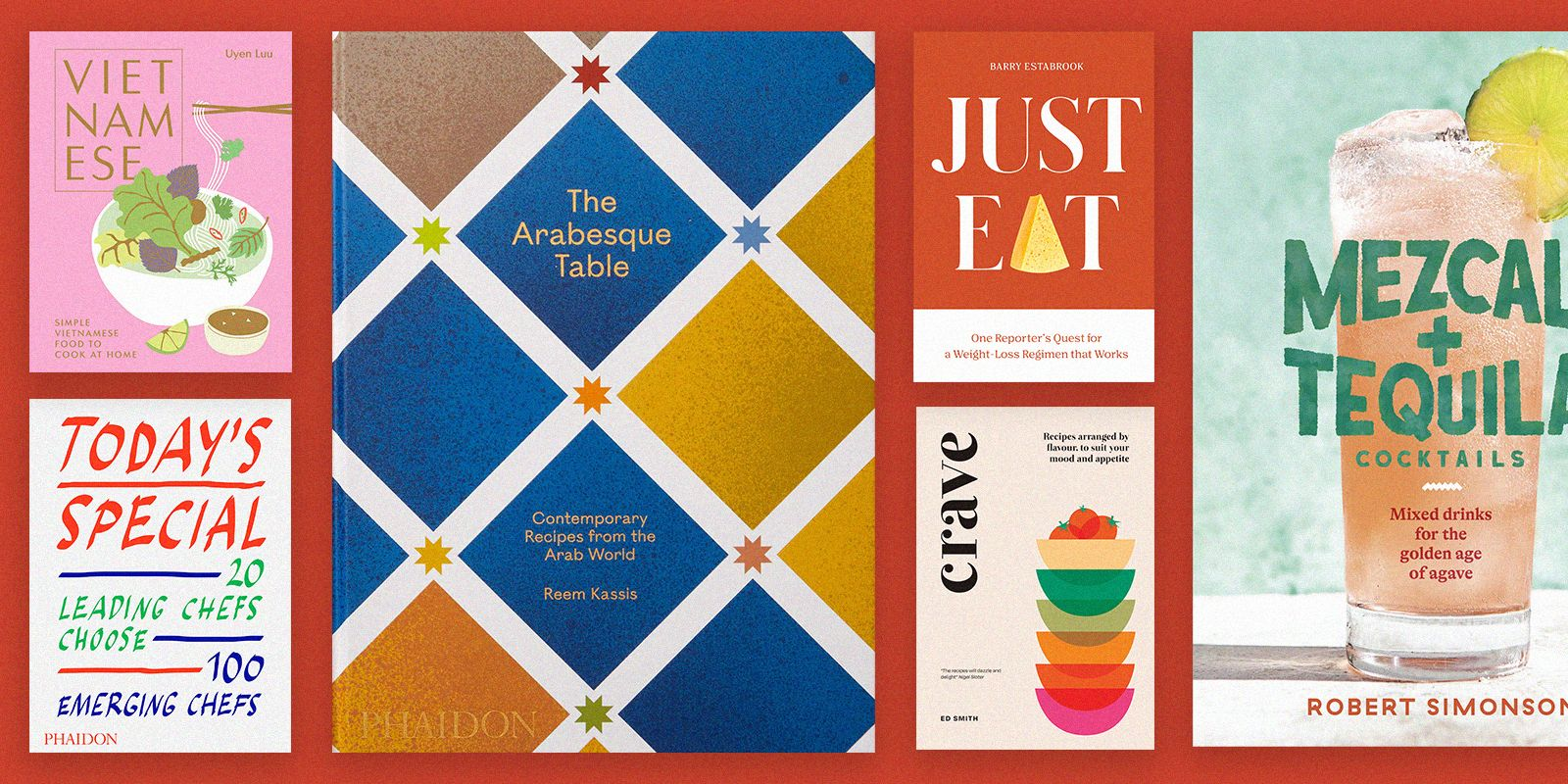 17 New Cookbooks And Culinary Tomes For Spring 2021