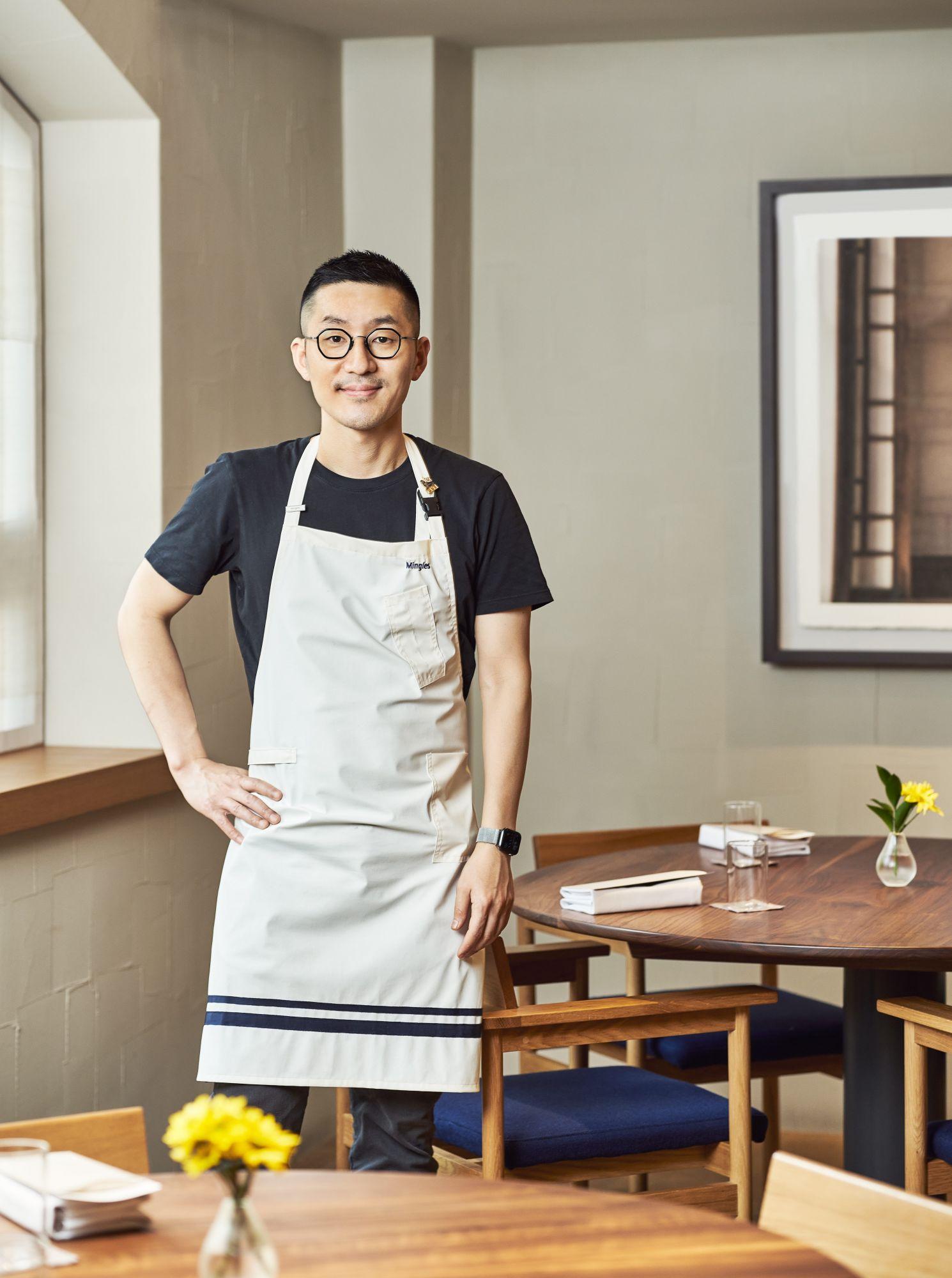 Chef Mingoo Kang Receives Inedit Damm Chefs' Choice Award 2021 By Asia's 50 Best Restaurants