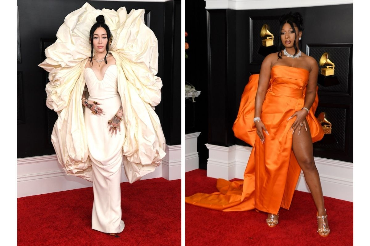 Grammys 2021: The Best-Dressed Celebrities on the Red Carpet