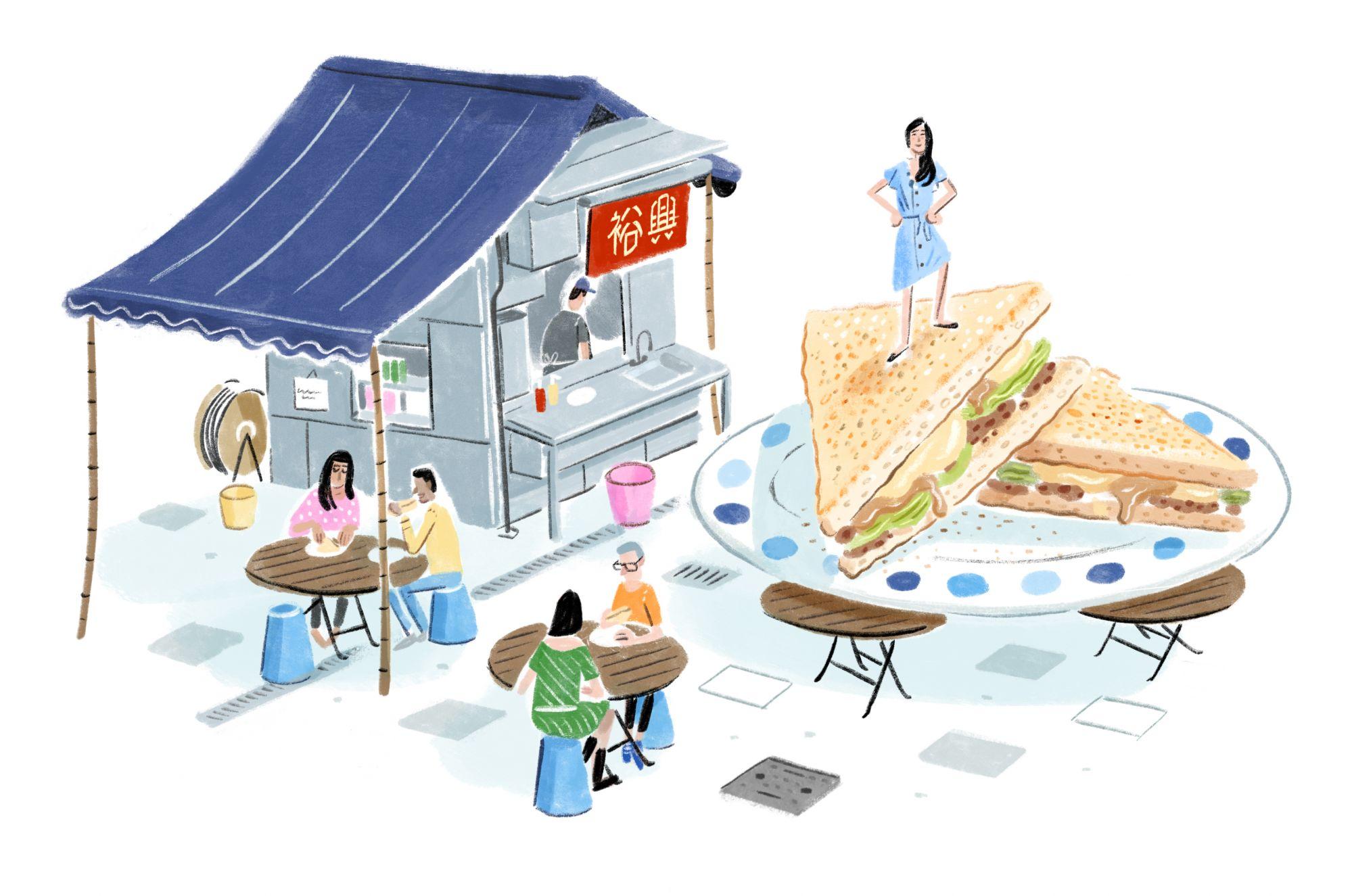 Why Hong Kong's Cha Chaan Tengs And Dai Pai Dongs Are Nana Chan's Favourite Food Experiences