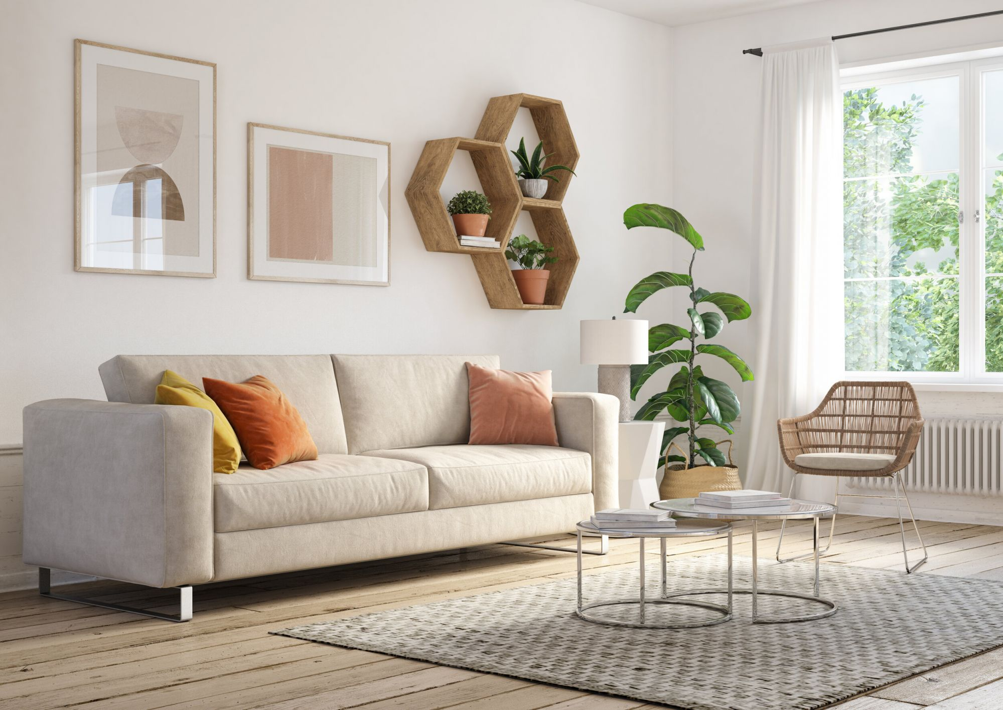 A Fresh Start: 7 Ways To Spring Clean Your Home