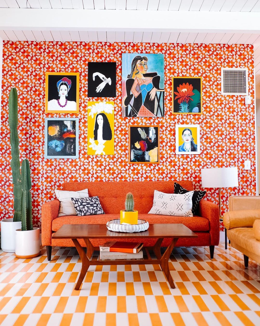 8 Colourful Airbnbs To Book Around The World