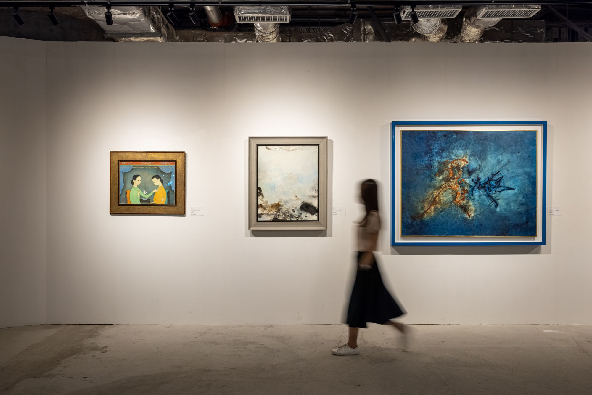 K11 Musea x Sotheby's Team Up For 2021 Spring Auctions Preview Of Over 30 Popular Artworks