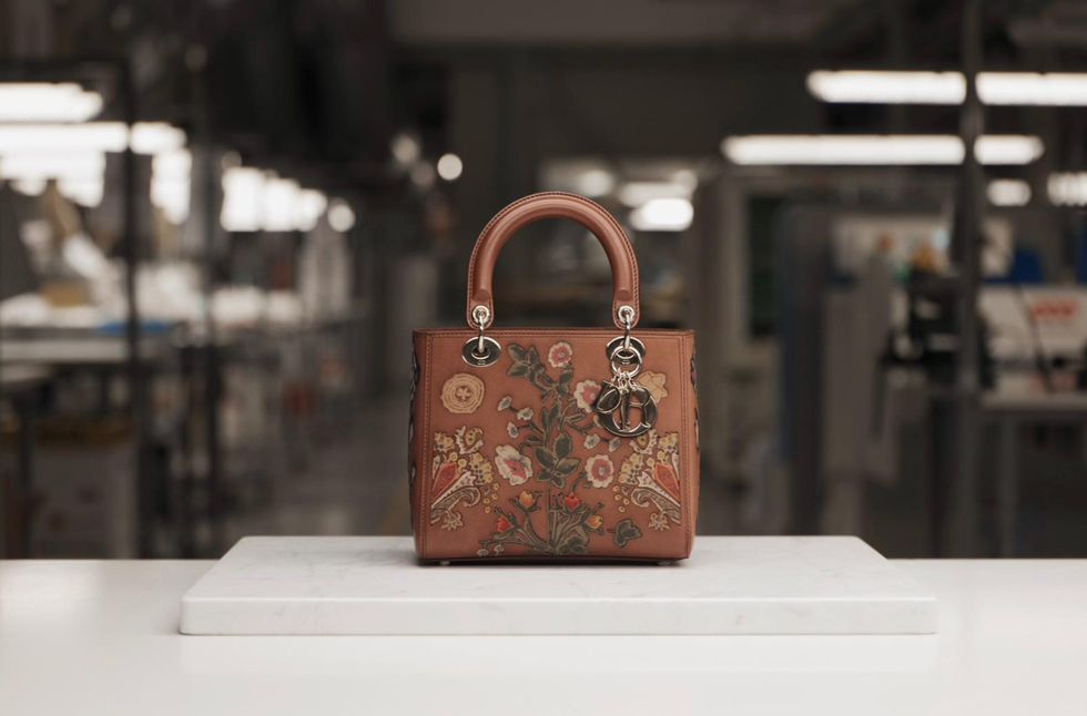 K11 Original Masters x Dior Explores The Artistry Of Lady Dior Bag And Evolution Of Chinese Art