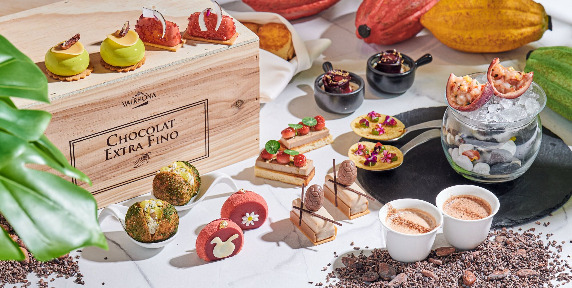 The Best New Afternoon Teas To Try In Hong Kong This Spring 2021