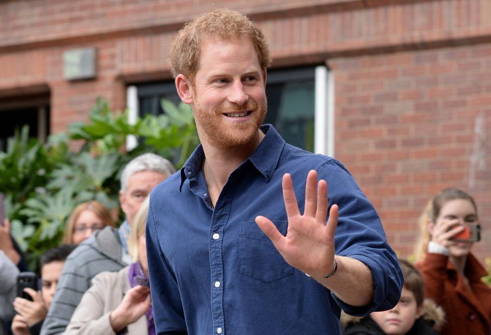 Prince Harry takes a new job with Silicon Valley startup BetterUp Inc (photo: Getty Images)