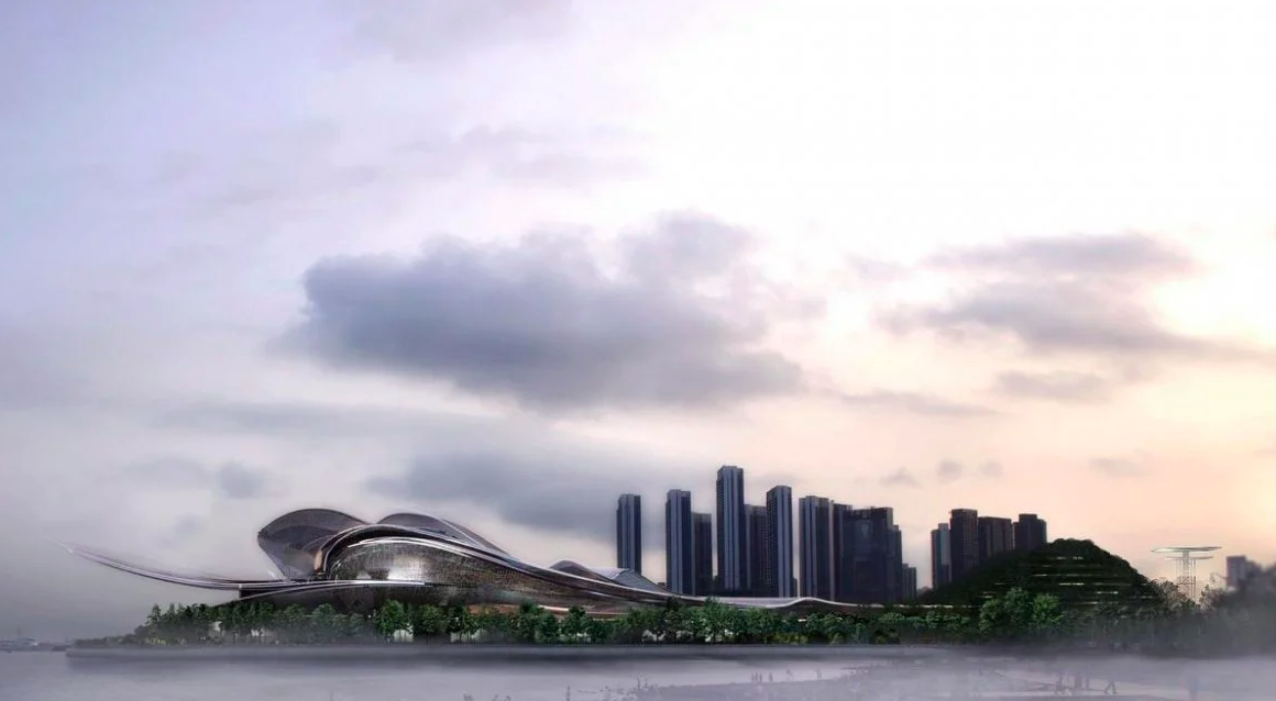 Jean Nouvel Wins Competition To Build The World's Largest Opera House In China