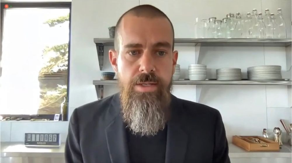 Jack Dorsey testified in front of the House Committee on Energy & Commerce (photo: YouTube)