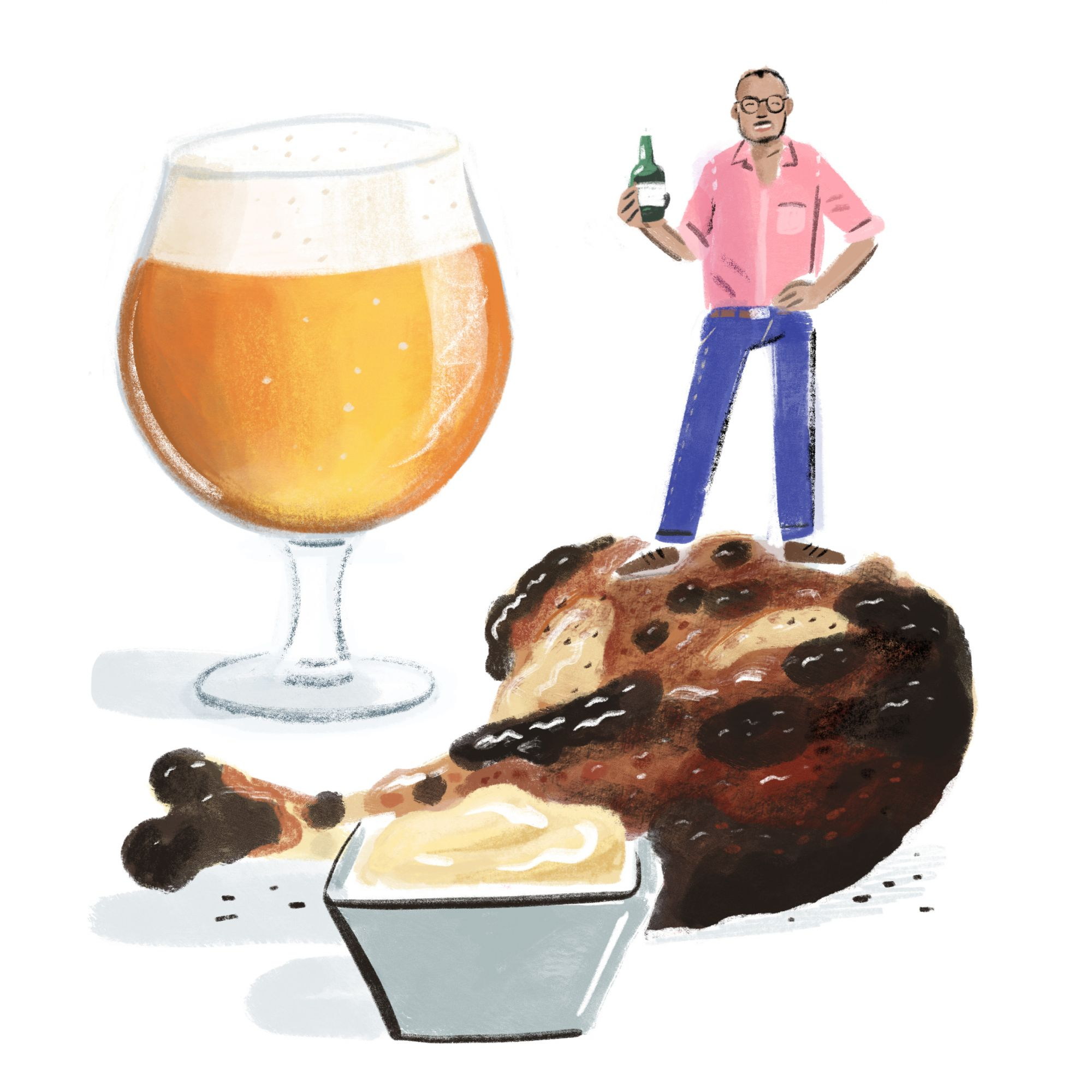 Rohit Dugar Of Young Master Brewery On His Obsession With Fermented Tofu
