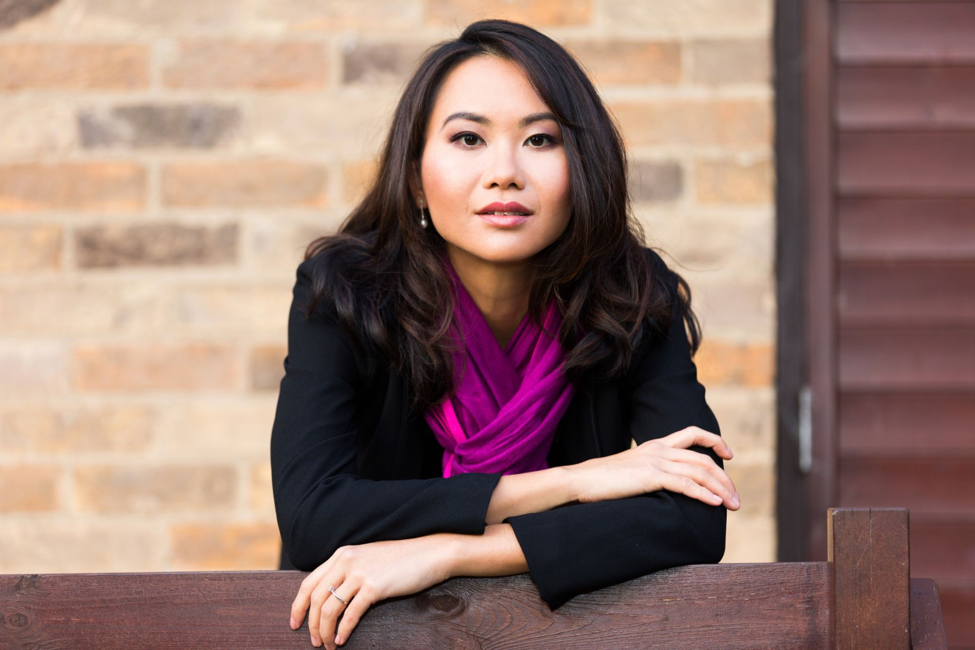 """Author Felicia Yap On Her New Book, """"Future Perfect"""" And Why Crime Stories Attract Her"""