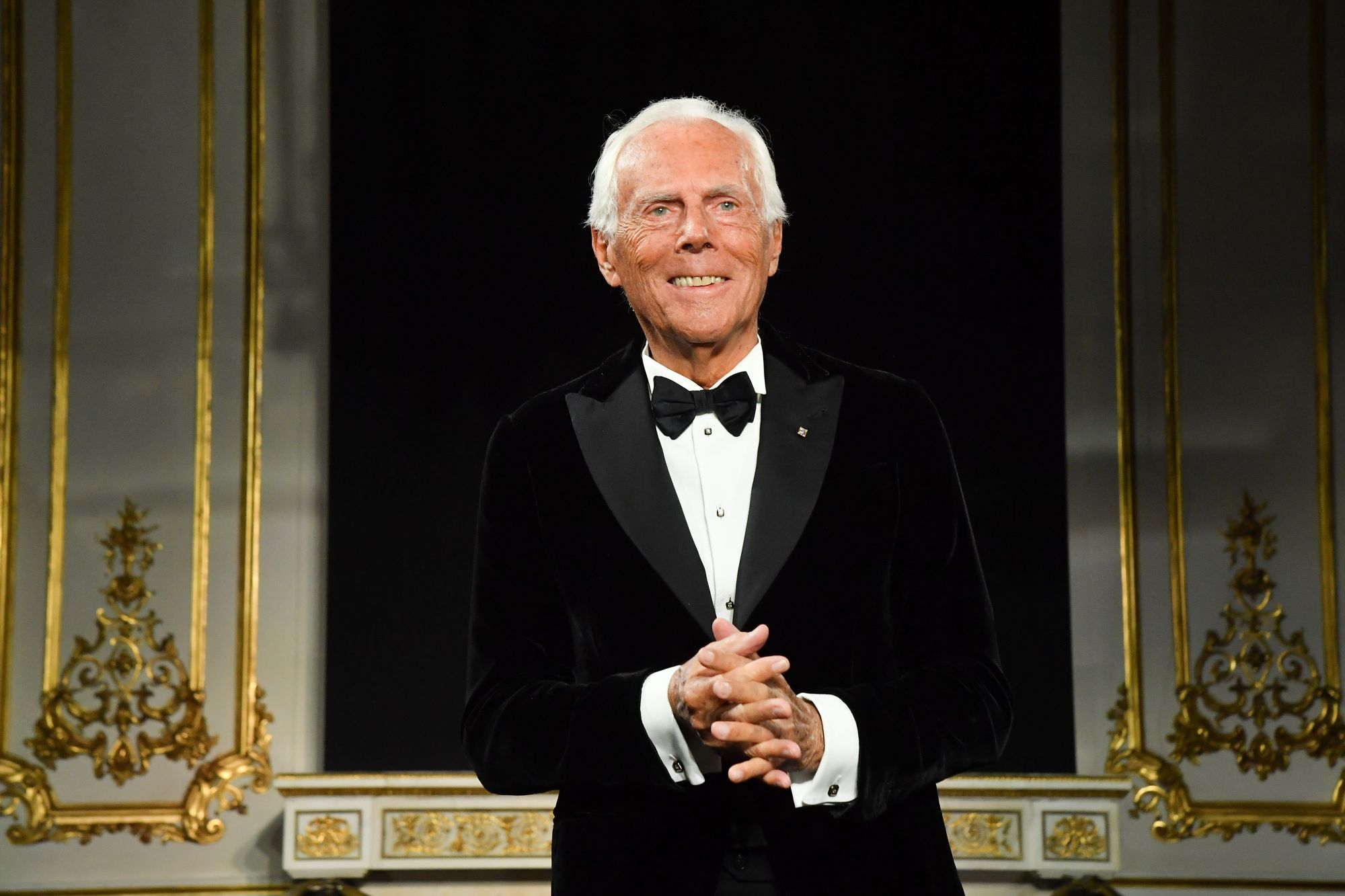 Giorgio Armani Is Designing Another Superyacht