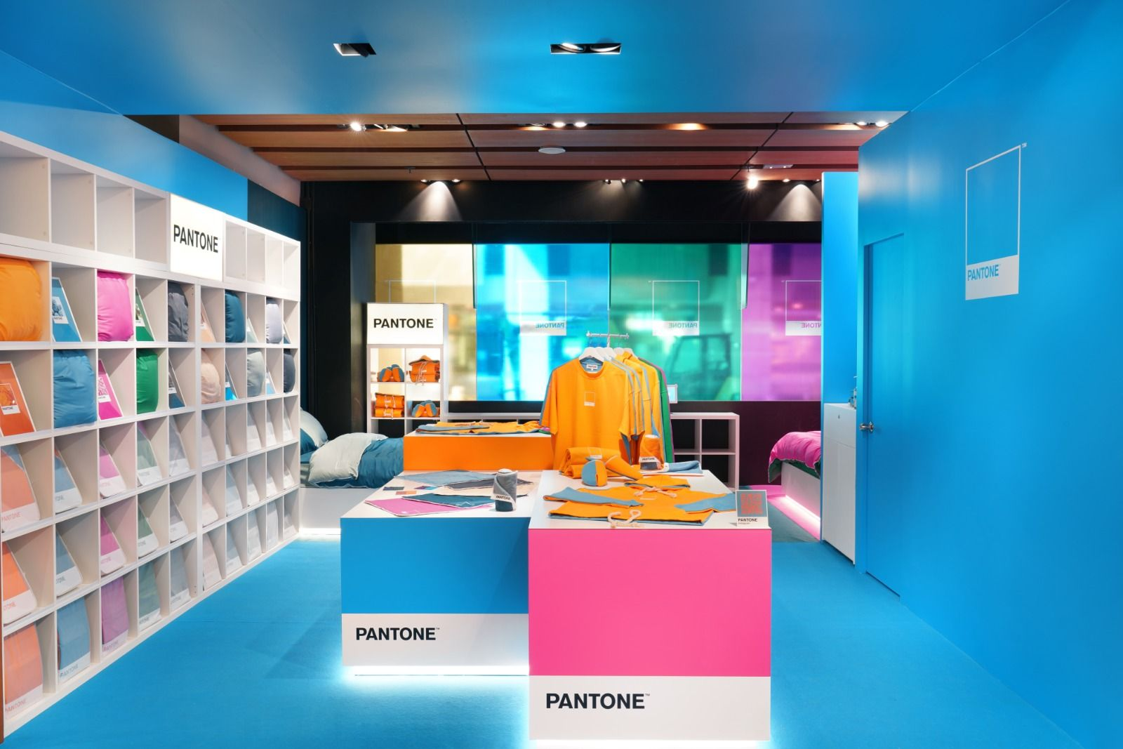 Pantone Opens Its First Lifestyle Store in Hong Kong