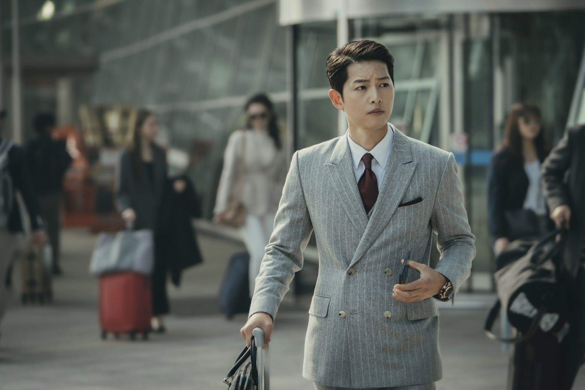 Vincenzo: What Luxury Watches Does Song Joong-Ki Wear in the Hit Korean Drama?