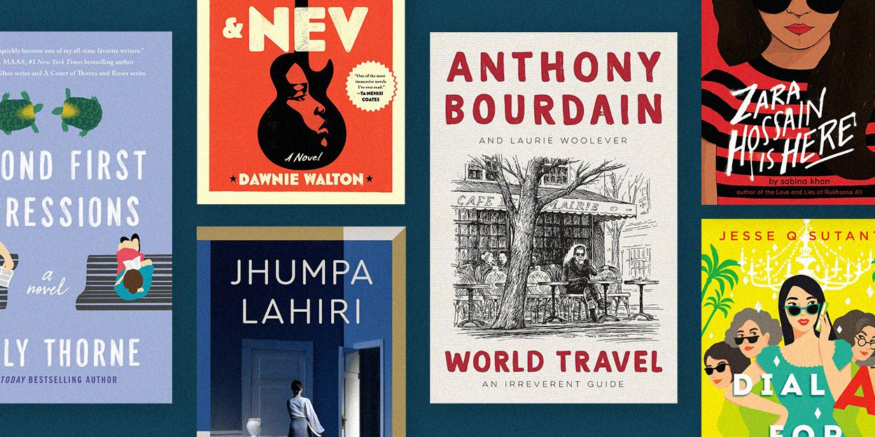 9 New Books to Read in April 2021