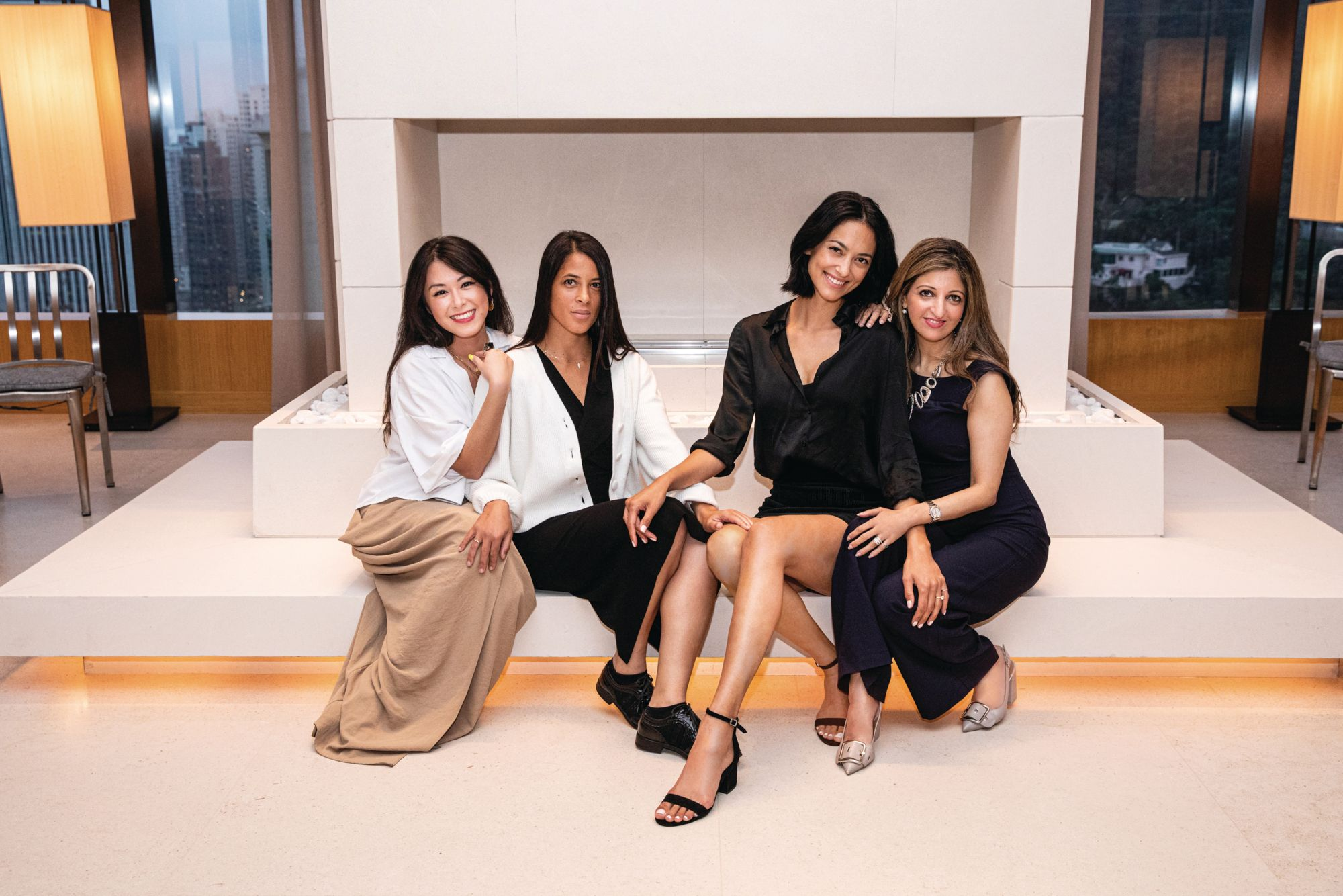 Tatler House Stories: A Panel Discussion With Wellness Advocates Sonia Samtani, Natalie Söderström & Sabrina Villard