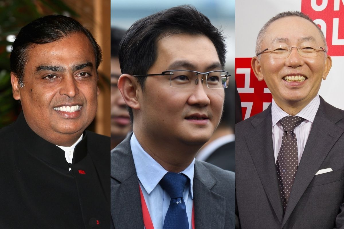 Forbes World's Billionaires List 2021: The Top 10 Asians
