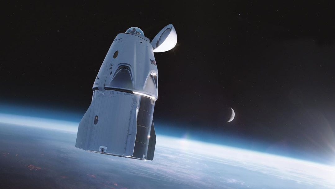 SpaceX To Add A 360-Degree Dome Window On Its Dragon Capsule