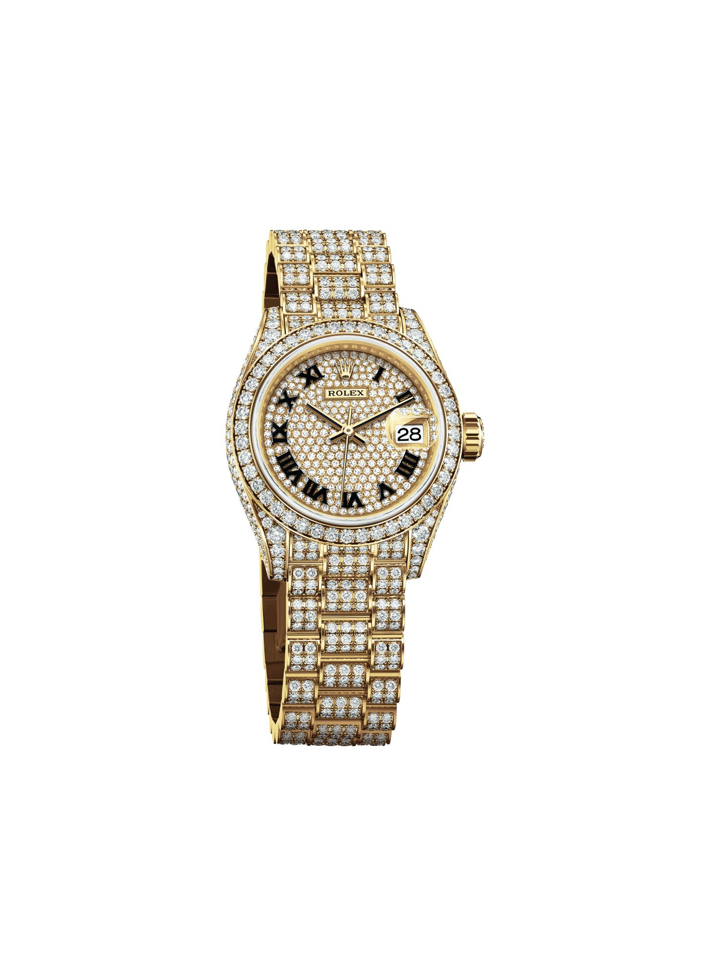 Oyster Perpetual Lady - Datejust 28