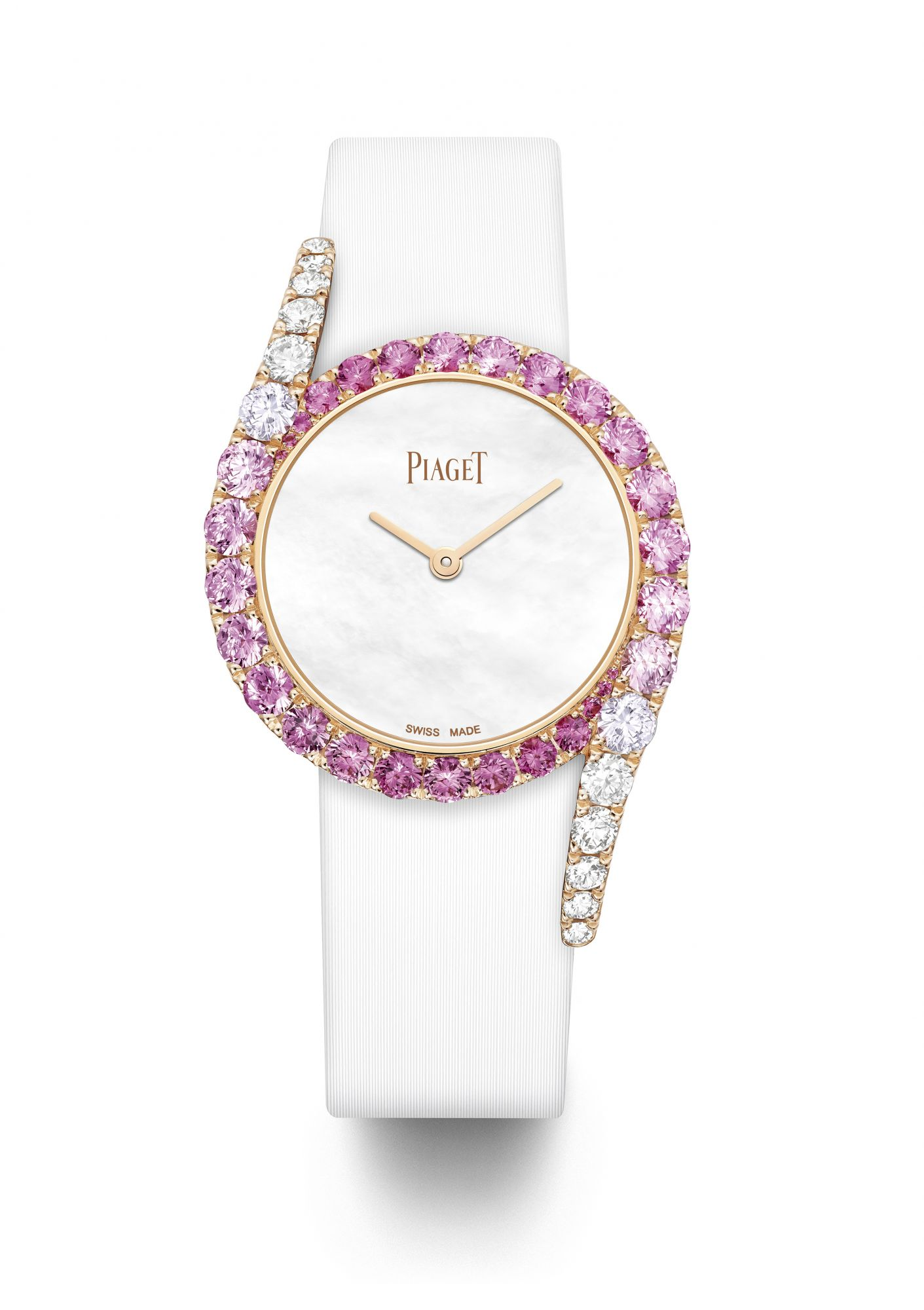 Limelight Gala Precious Sunset by Piaget (Photo: Piaget)