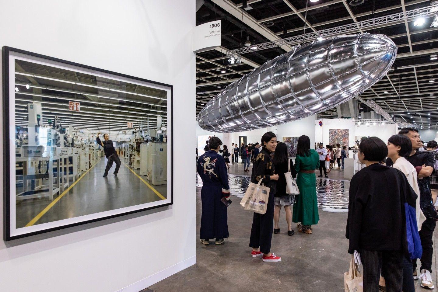 Art Basel Hong Kong Confirms Over 100 Galleries For Its 2021 Fair