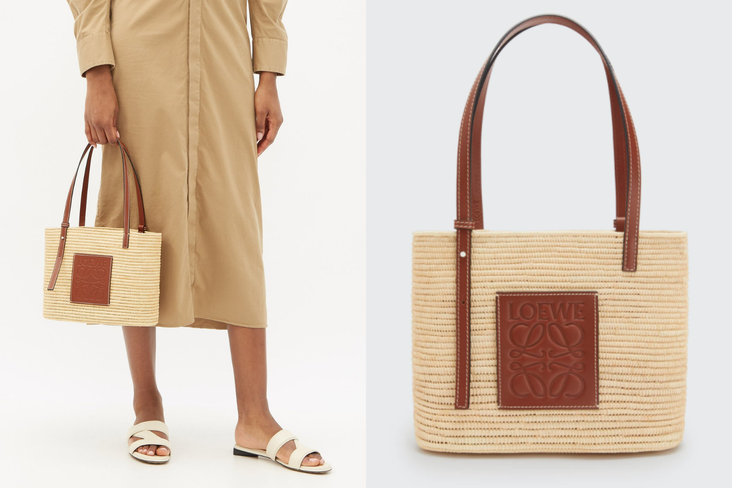 The Best Designer Beach Bags For Spring/Summer 2021