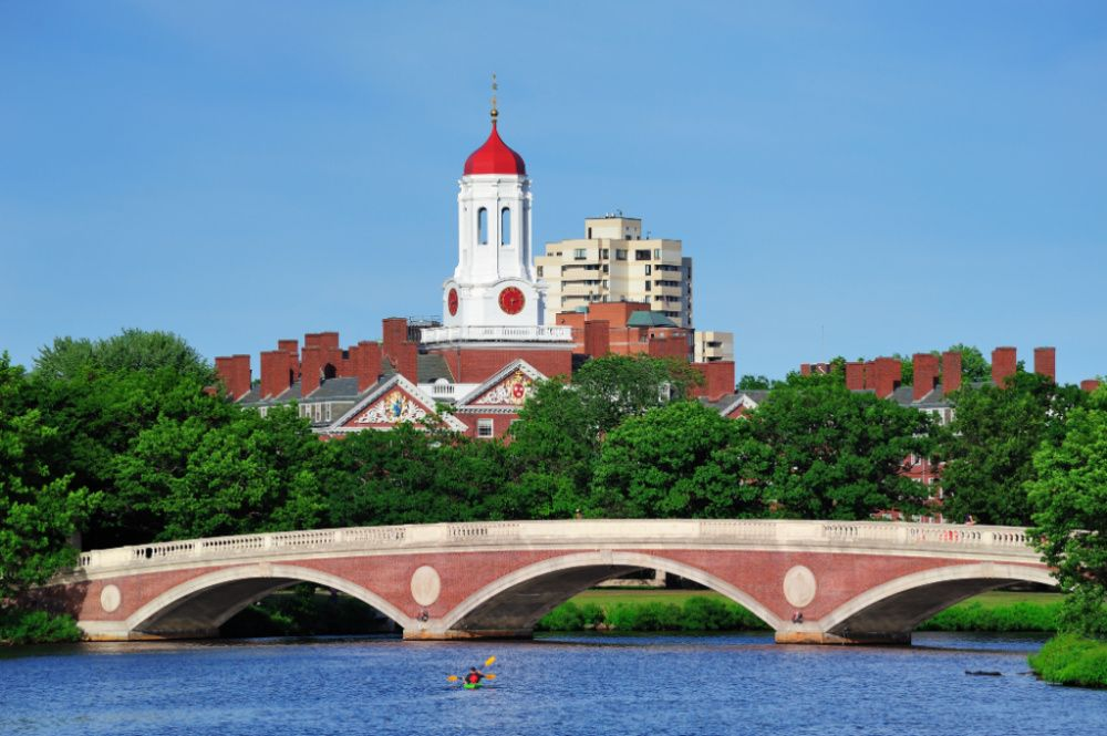 It's Harvard, obv (photo: Getty Images)