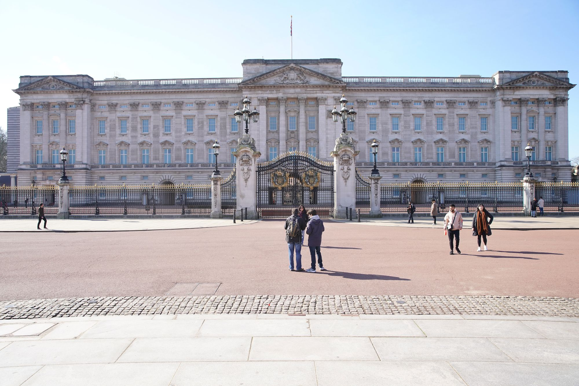 Buckingham Palace Will Officially Reopen To Visitors This Summer