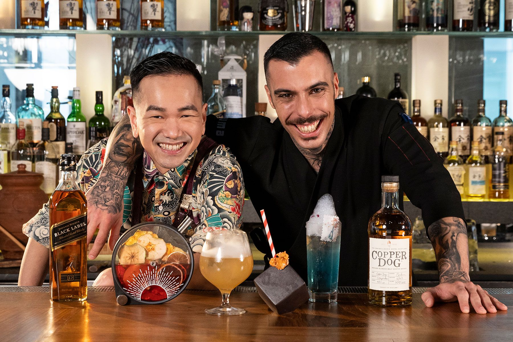 Hong Kong Restaurant News: A Four-Way Cocktail Collaboration, Ying Jee Club Toasts Three Years Of Two Michelin Stars, And More