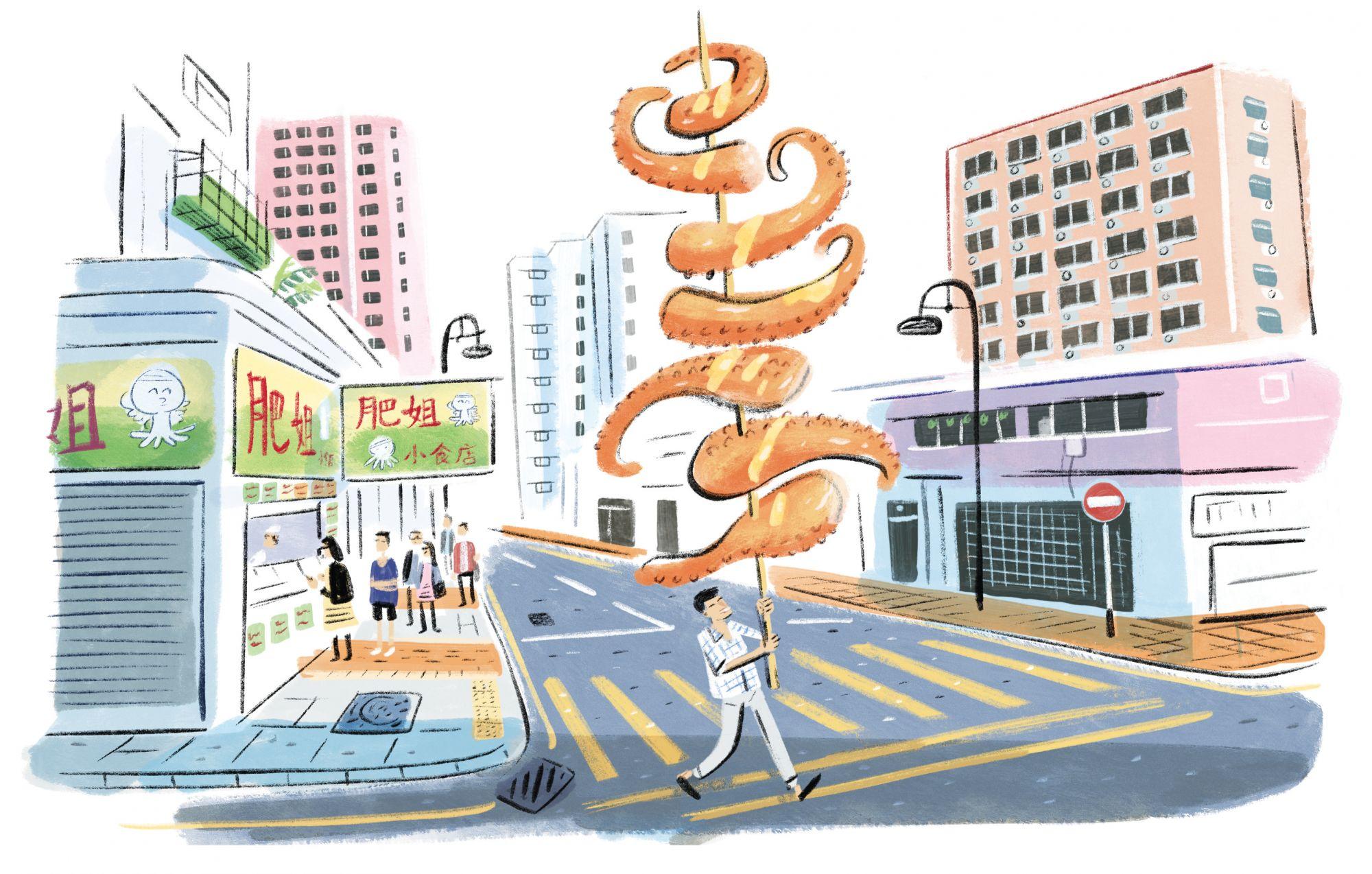 Kosei Kamatani On Why Mong Kok Street Food Would Be His Last Meal