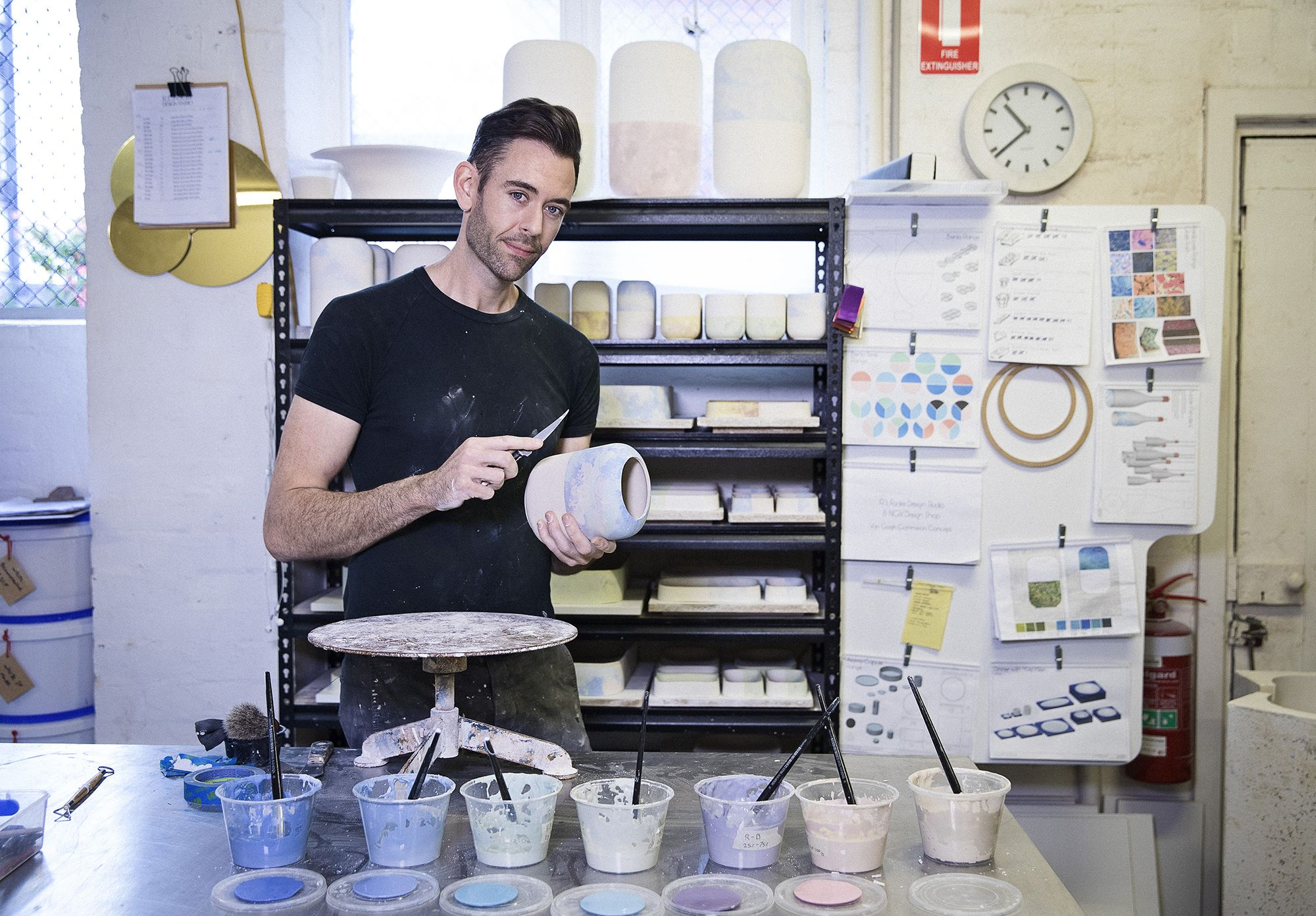 Why Artist Ryan L Foote Is A Master Of Chocolate And Ceramics