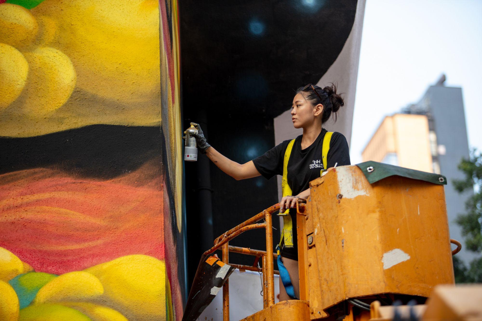 HKwalls Street Art Festival Returns This May 2021 In Sai Kung