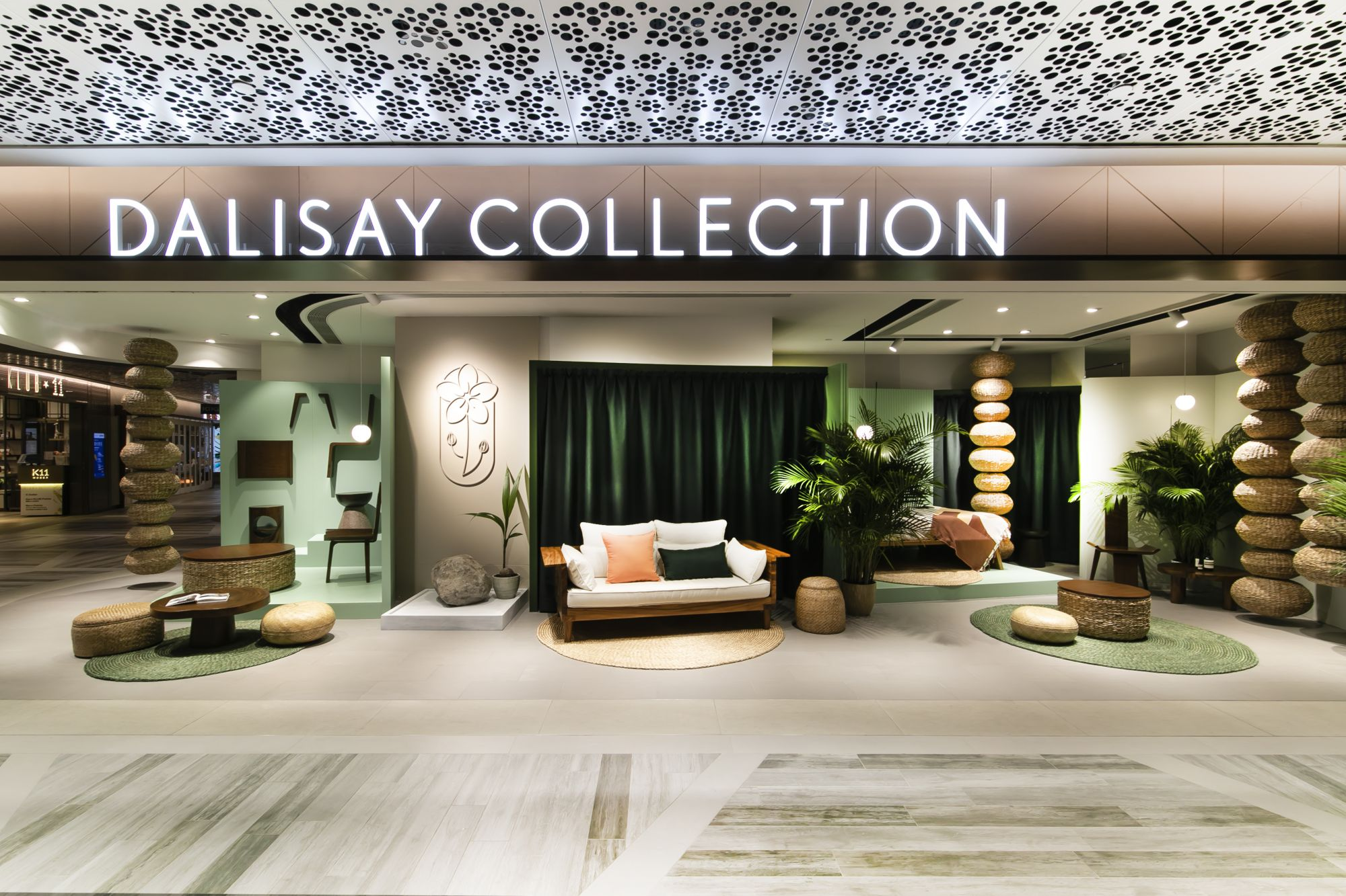 Dalisay Collection Brings Filipino Craftsmanship To K11 Musea With The Launch of Furniture Pop-Up Store