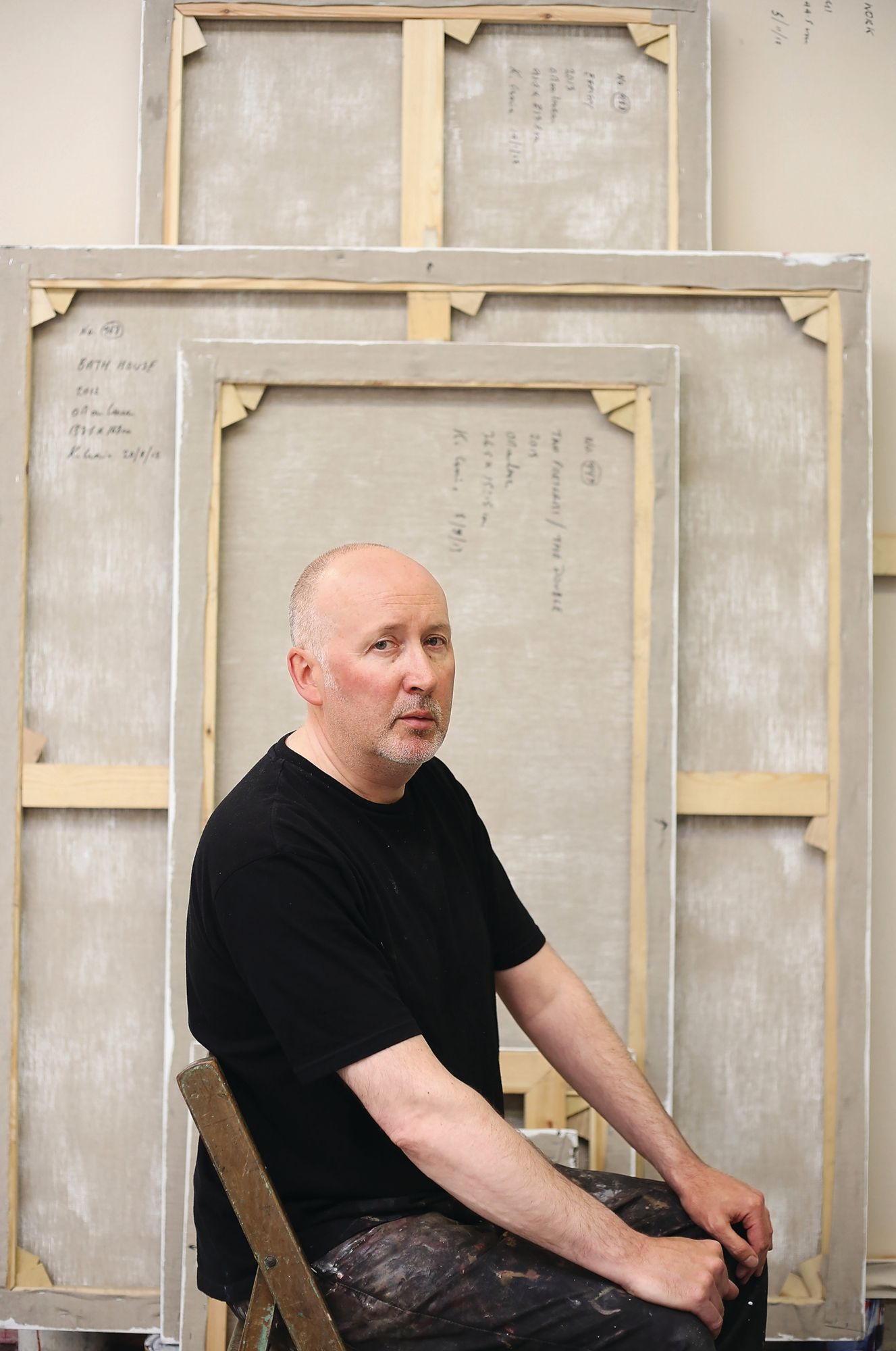 Scottish Artist Ken Currie On His First Solo Exhibition In Asia