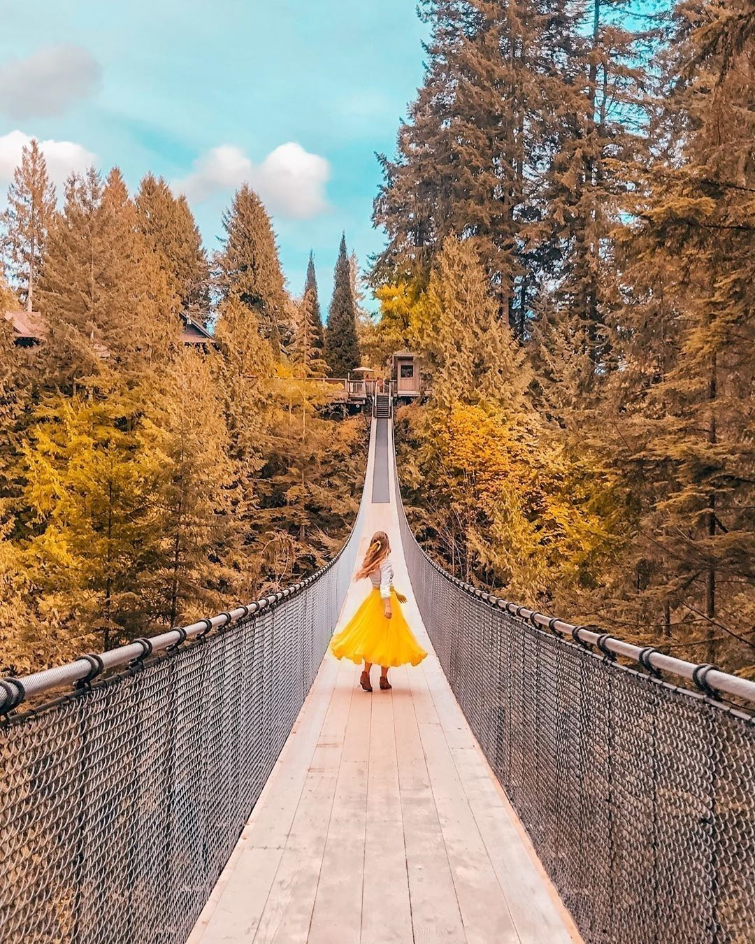 9 Photogenic Suspension Bridges to Visit Around the World