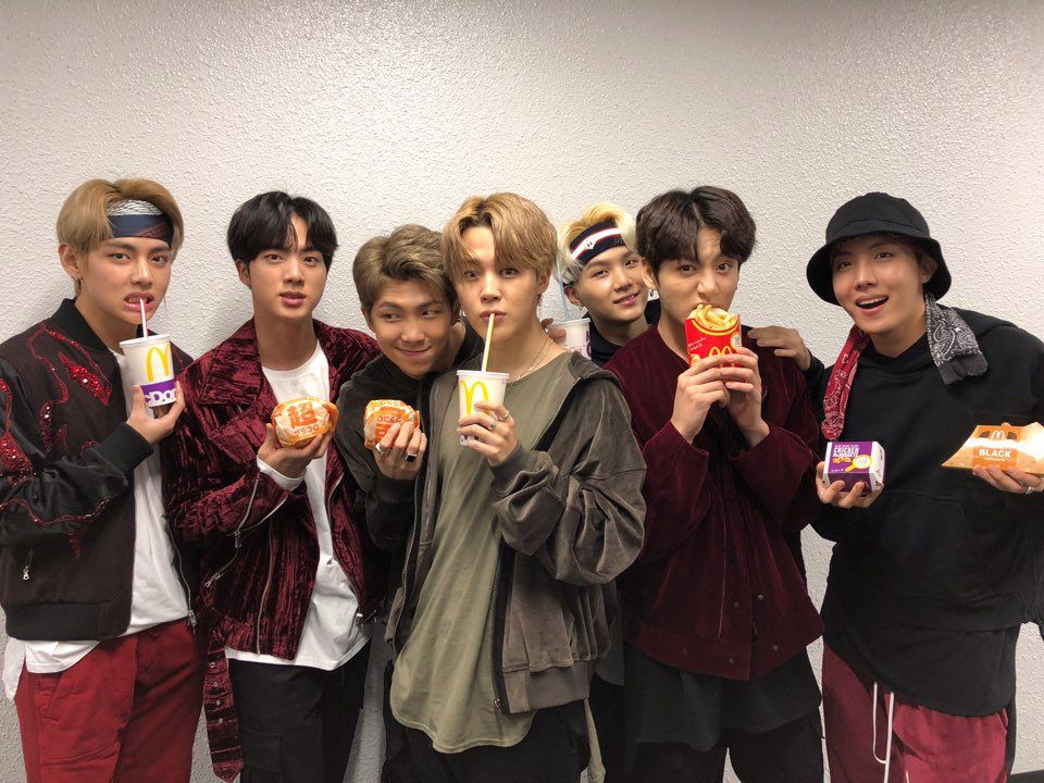 "BTS x McDonald's: Avail Of The Exclusive ""BTS Meal"" Starting June 18 In The Philippines"